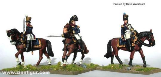 Oberste zu Pferd der Infanterie