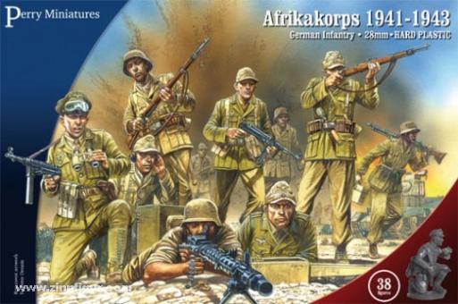 Afrikakorps Infanterie 1941-1943