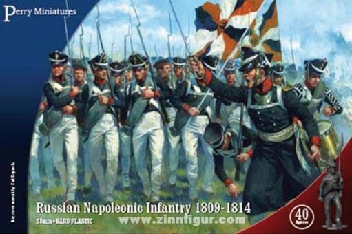 Russische Napoleonische Infanterie 1809-1814