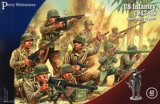 US Infanterie - 1942-45