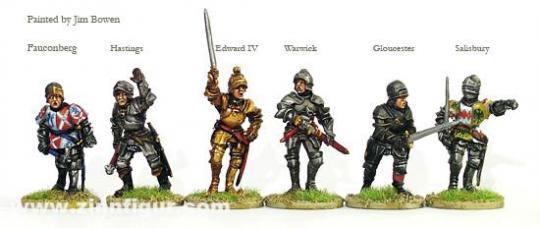 York Feldherren zu Fuß