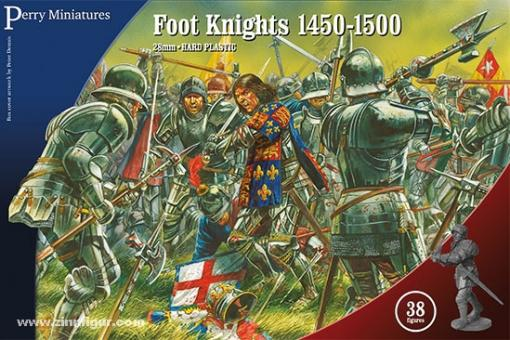 Ritter zu Fuß 1450-1500