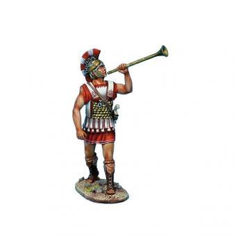 Makedonischer Phalanx-Trompeter