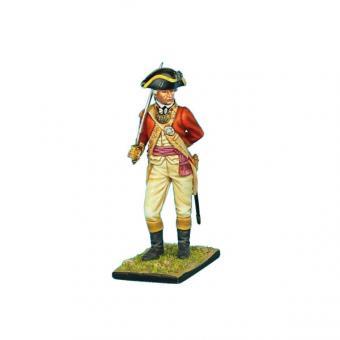 Britischer Offizier