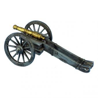 Britisches 6-Pfund Geschütz