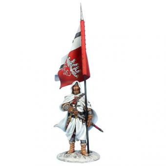 Teutonic Knight with Standard
