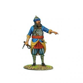 Mameluken Trebuchet-Kommandant