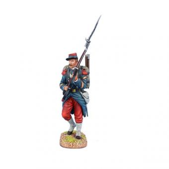 Französischer Linieninfanterie Sergeant - 1870-71