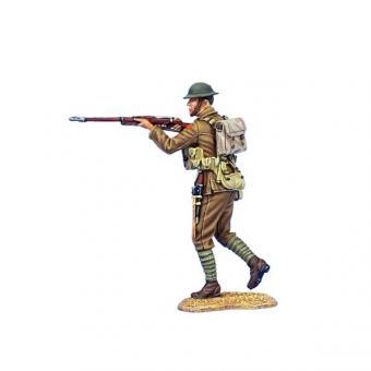British Infantry Walking Firing MLM Mk.II