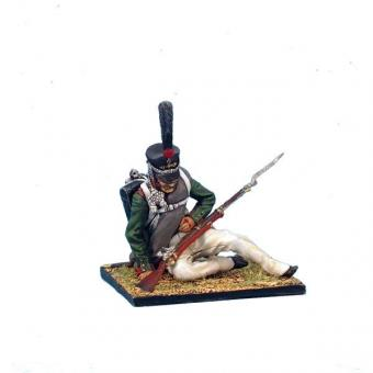 Grenadier, verwundet