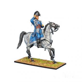Französischer Ordonnanz Offizier des Kaisers