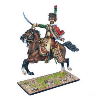 Offizier - Chasseurs a Cheval der Garde