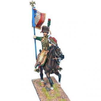 Standartenträger - Chasseurs a Cheval der Garde - 1815