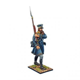 Musketeer Advancing - 3rd Silesian Landwehr