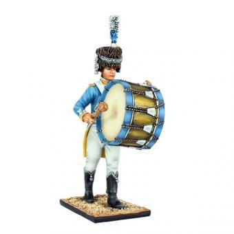 Bass Drumm Player
