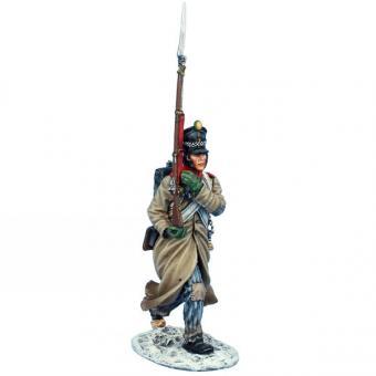 Musketeer Advancing - Vladimirsky Regiment