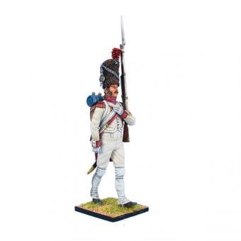 Marschierender Grenadier 2 - Holländische Grenadiere der Alten Garde