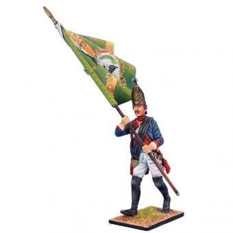 Prussian Grenadier NCO Standard Bearer
