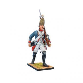 Prussian Grenadier Advancing #4