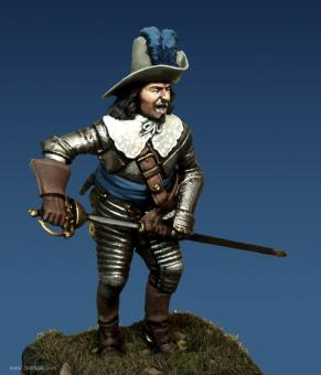 Kaiserlicher Offizier - 1630