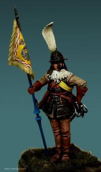 Trompeter - Schwere Kavallerie - 1640