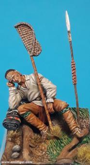 Mohawk Fischer um 1774