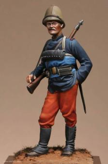 Foreign Legionary - 1st RE - 1883