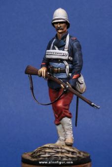 Fremdenlegionär, 1. Regiment