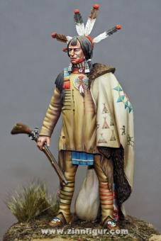 Teton Lakota Sioux Krieger