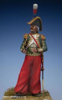 Chef de Musique, St. Domingo, 1802