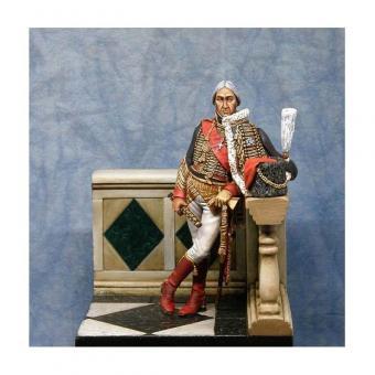 Mortier - Herzog von Treviso - Colonel General der Artillerie und Marine-Infanterie