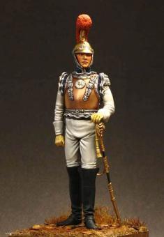 Karabinier-Leutnant Ferdinand Lariboisière - 1812