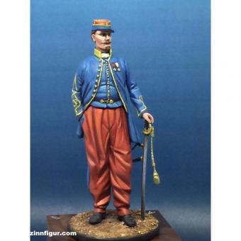 Leutnant der Tirailleurs - 1864