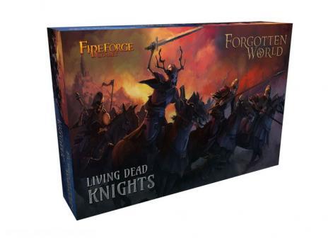 Living Dead Knights - Forgotten World