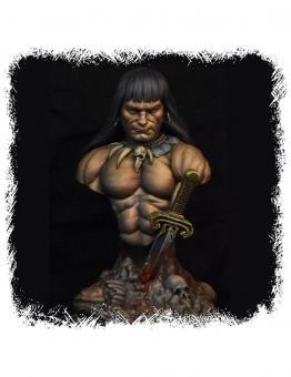Conan der Barbar - Büste