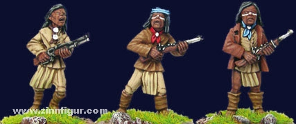 Apachen Charaktere I