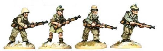 Afrika Korps Schützen I