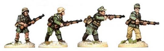 Afrika Korps Schützen II