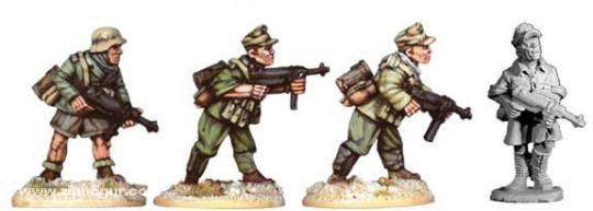 Afrika Korps mit SMGs I