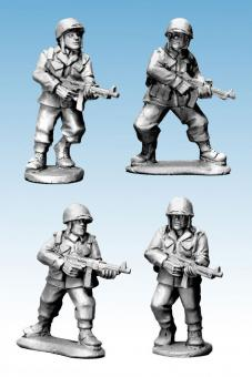 US Infantry SMGs (Late War)