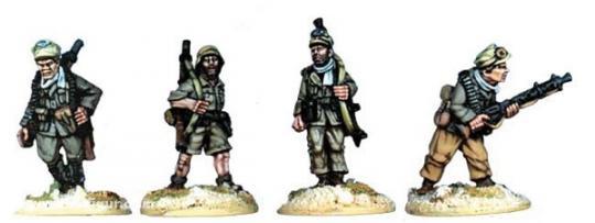 Afrika Korps MG34 Trupps I