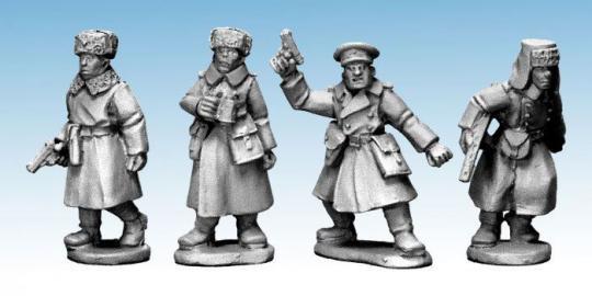 Soviet Command (Winter Gear)