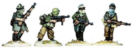 Afrika Korps Panzergrenadiere