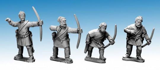 Sächsische Bogenschützen