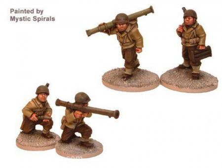 US Bazooka Trupps