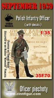 Polnischer Infanterieoffizier - 1939