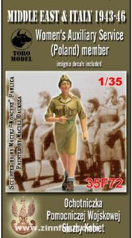 Women's Auxiliary Service - Italien/Mittlerer Osten 1943-46