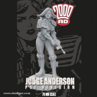Judge Anderson - 2000AD