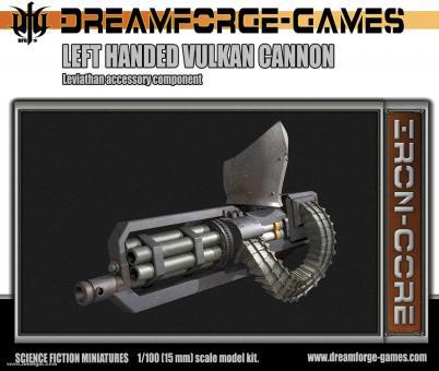Leviathan Vulkcan Cannon - Rechte Hand