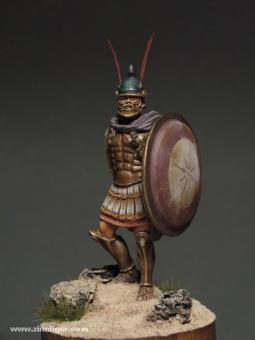 Mazedonischer Krieger